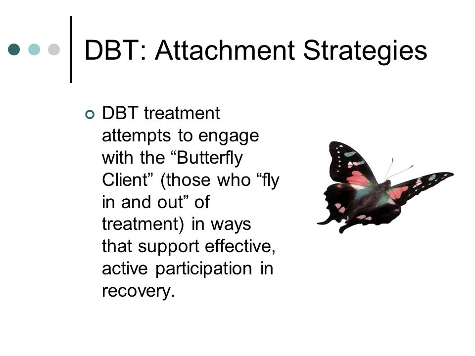 The Dual Recovery Tools of Dialectical Behavior Therapy