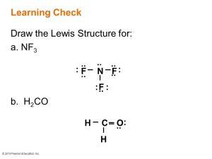 Chapter 10 Properties of Solids and Liquids (Molecular
