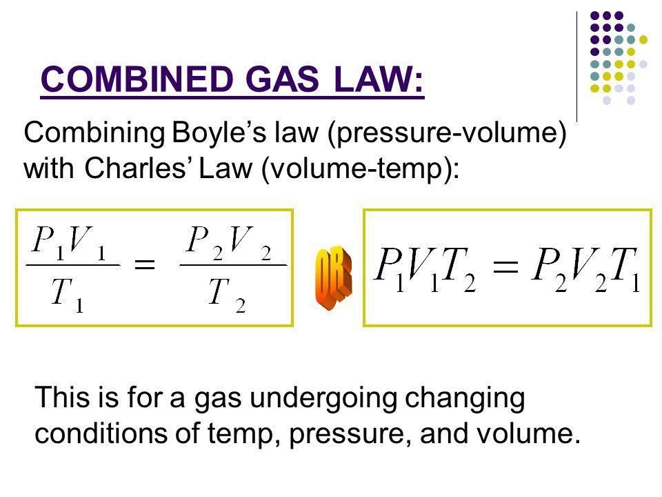 Gas laws  Wikipedia  Pressure and temperature