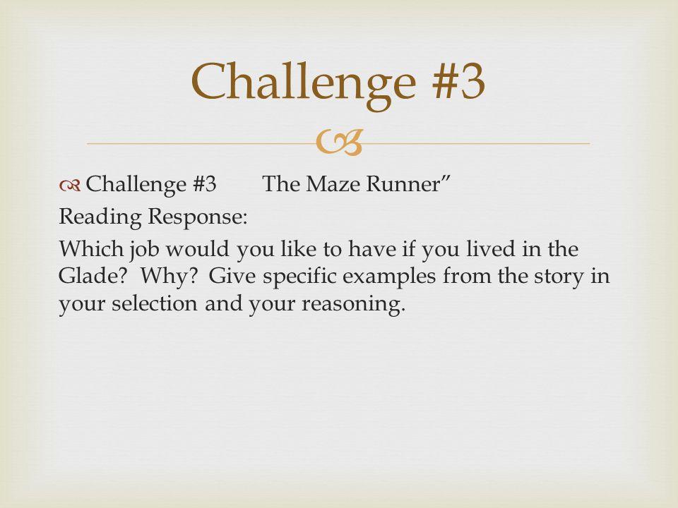The Maze Runner By James Dashner Ppt Download