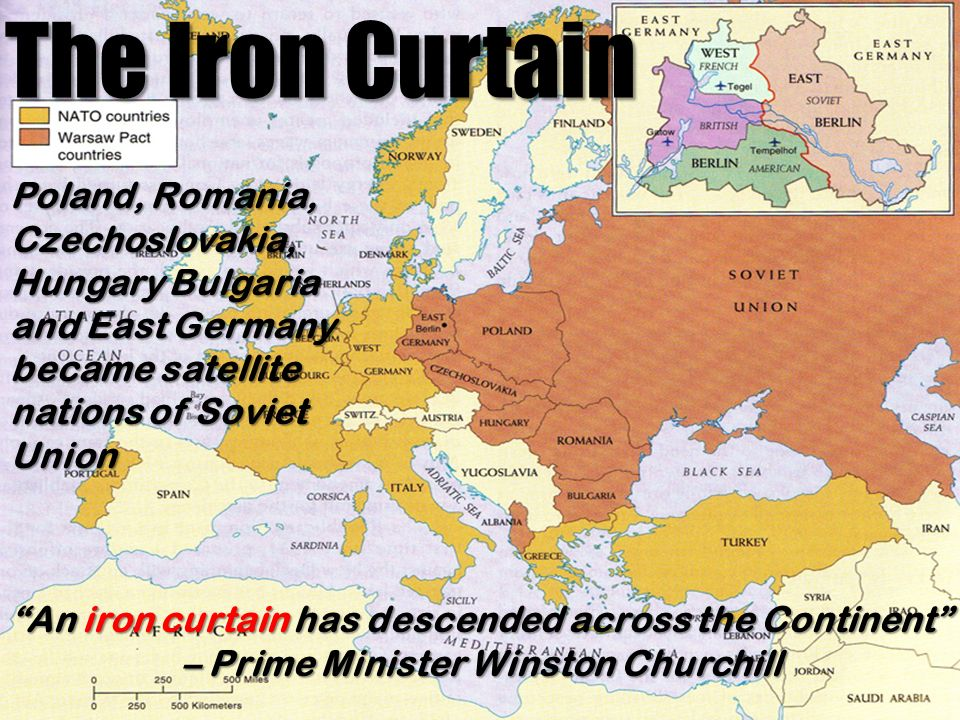 Iron Curtain Important Best 2017