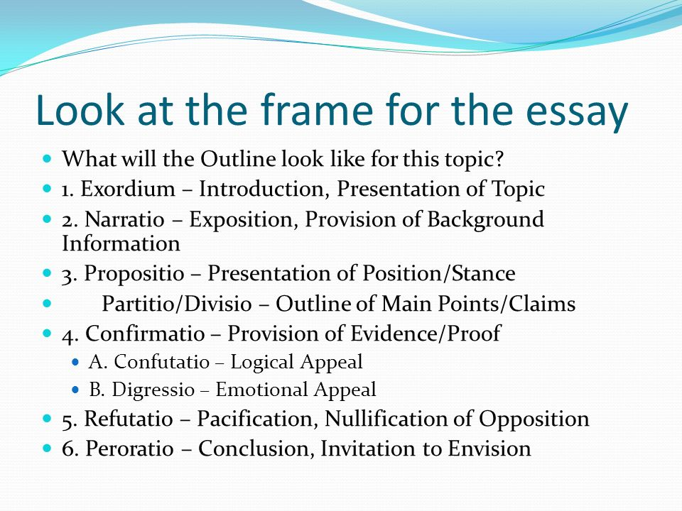 Tips And Examples For Writing Thesis Statements Ppt