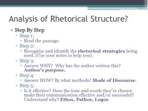 Identifying, Responding, Analyzing, & Writing Strategies  ppt video online download
