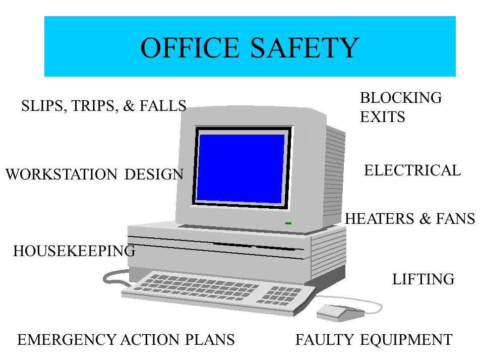Office Security Equipment