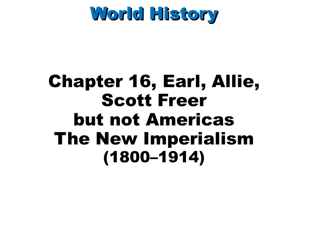 World History Chapter 16 Section 1 Quiz