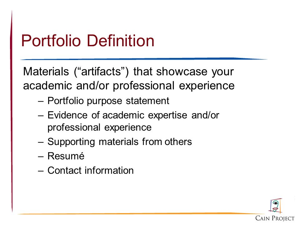 Developing And Maintaining Your Professional E Portfolio