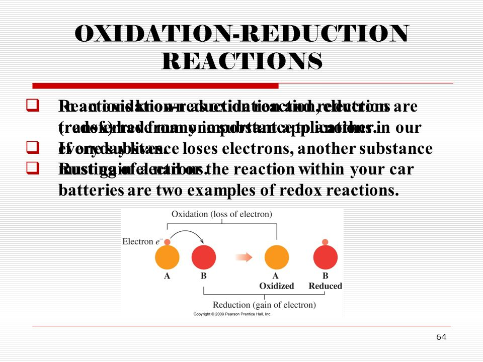 Chapter 7 Chemical Reactions O2 H2 H2O react to form
