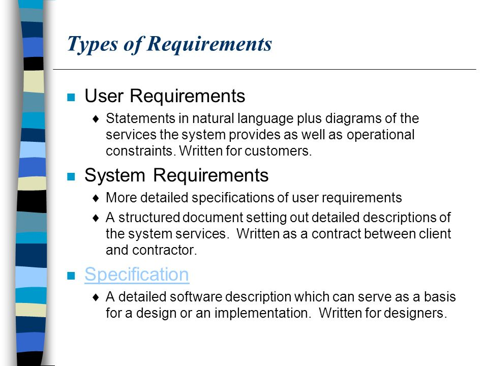 different diagrams in software engineering thermo king tripac wiring diagram requirements analysis - ppt download
