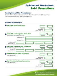 2-4-1 Steps To Success Quickstart Worksheet: Steps To ...