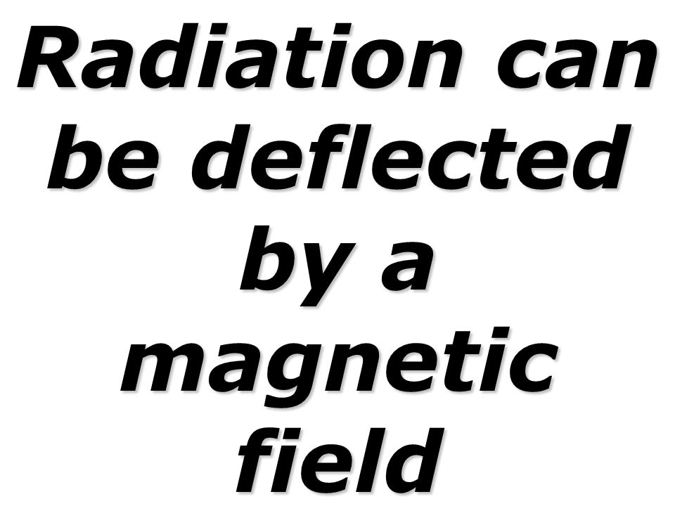 Unit P2 - Radiation Lesson 01