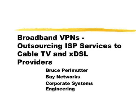Broadband Wireless Systems Wireless Internet Wiring