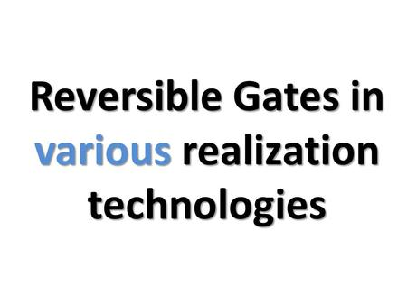 From Quantum Gates to Quantum Learning: recent research