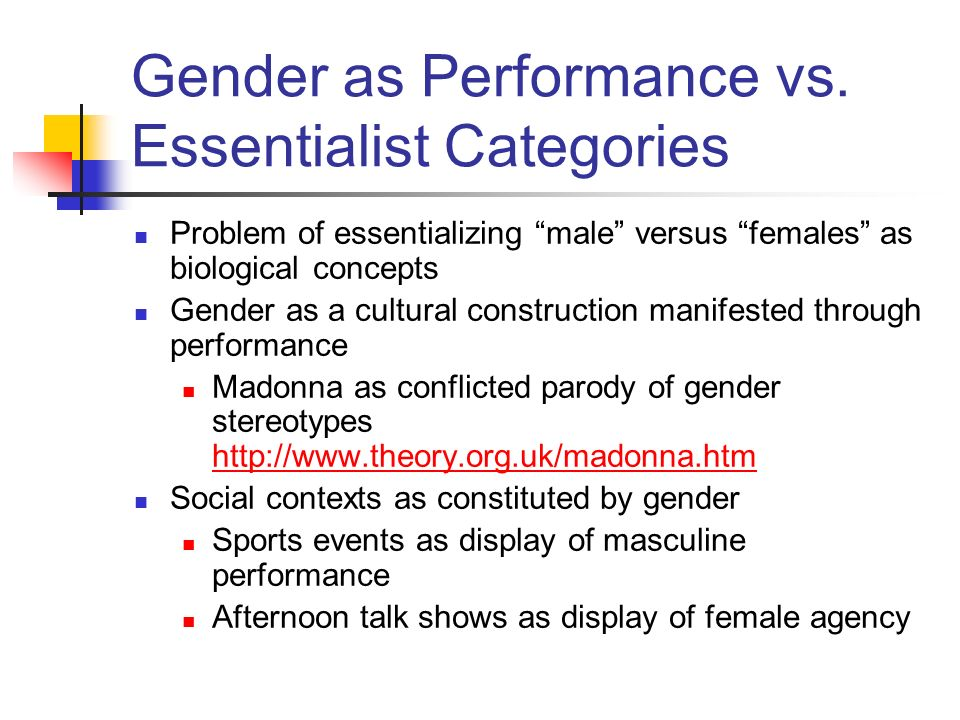 Concepts Masculinity Media