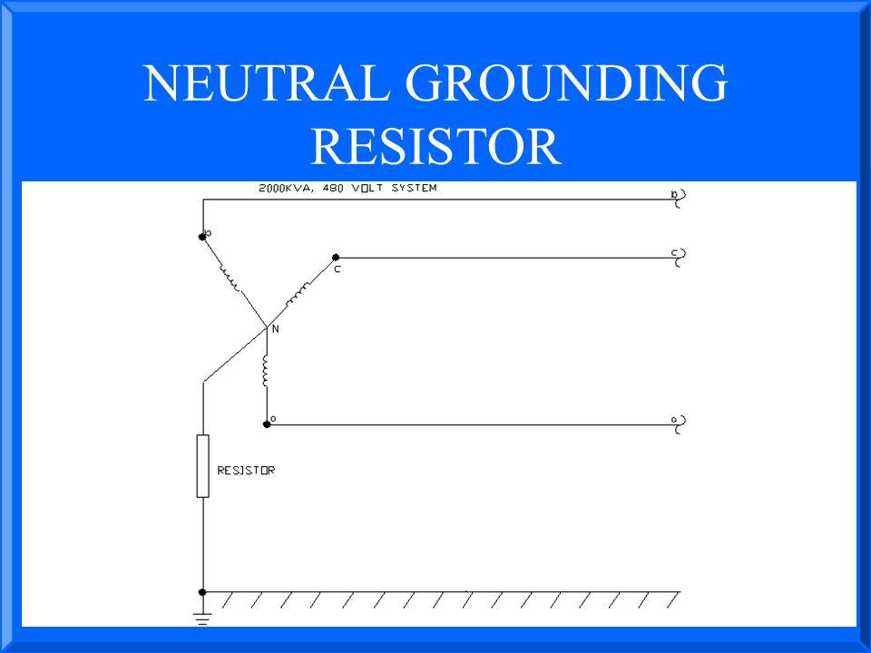 high resistance ground wiring diagram