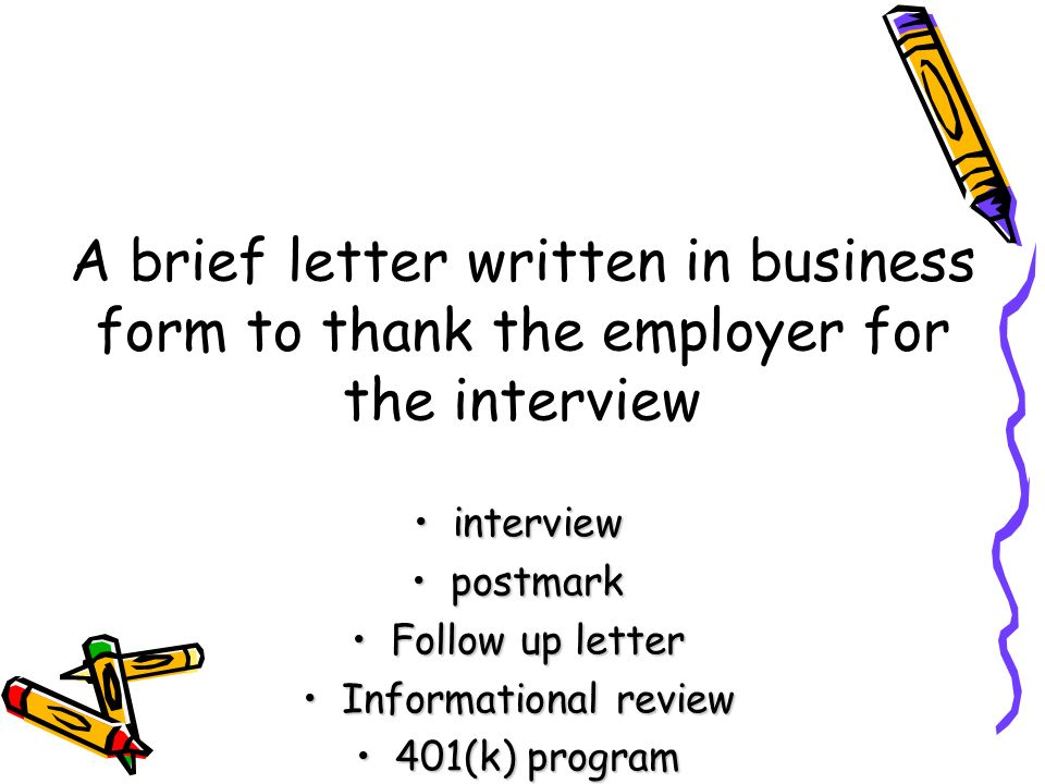 The Job Interview Process Chapter ppt video online download