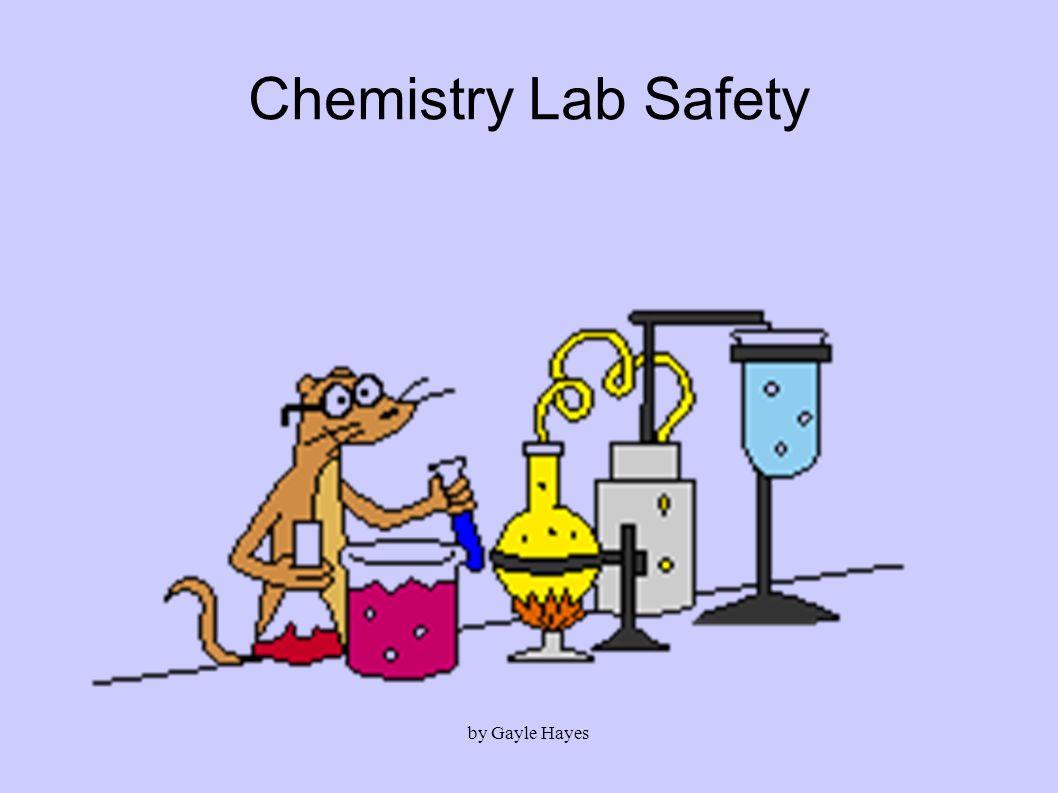 Chemistry Lab Safety Byle Hayes