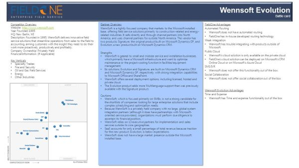 Wennsoft Evolution Battle card ppt download