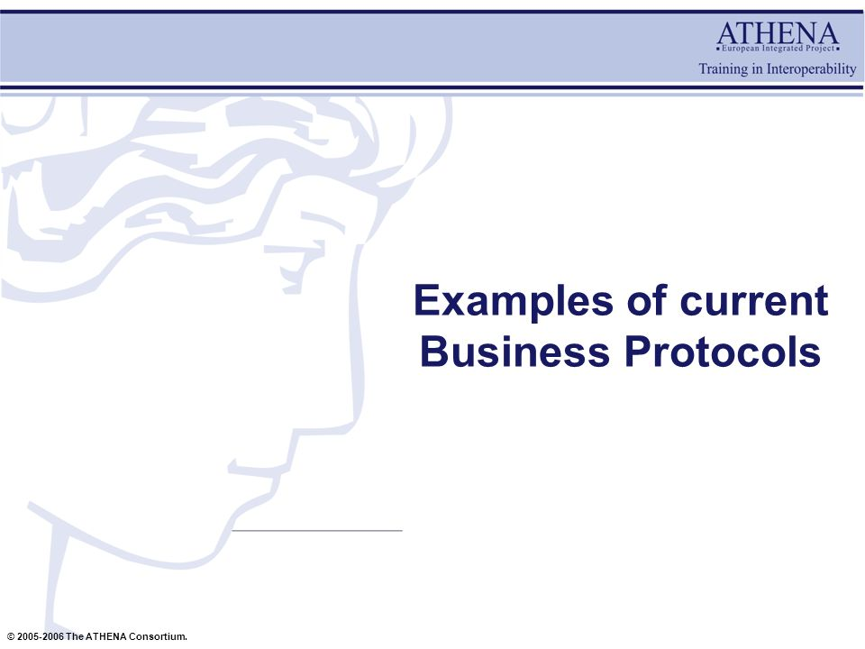 Business Protocols  Concepts and Techniques  ppt download