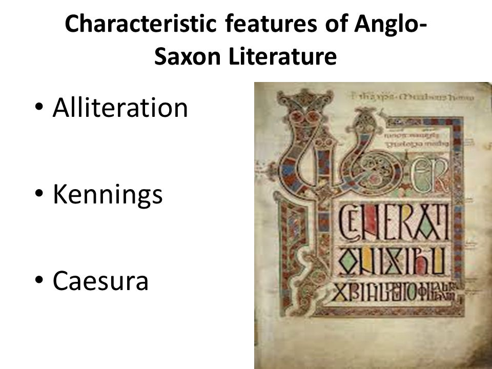 BEOWULF Anglo Saxon Epic Ppt Download