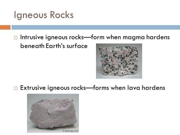 ROCKS Rock! ppt video online download