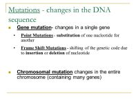 File Mutation Worksheet Answers High School. File. Best ...