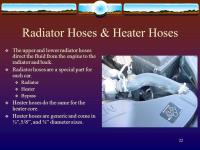 AUTOMOTIVE COOLING SYSTEMS - ppt video online download