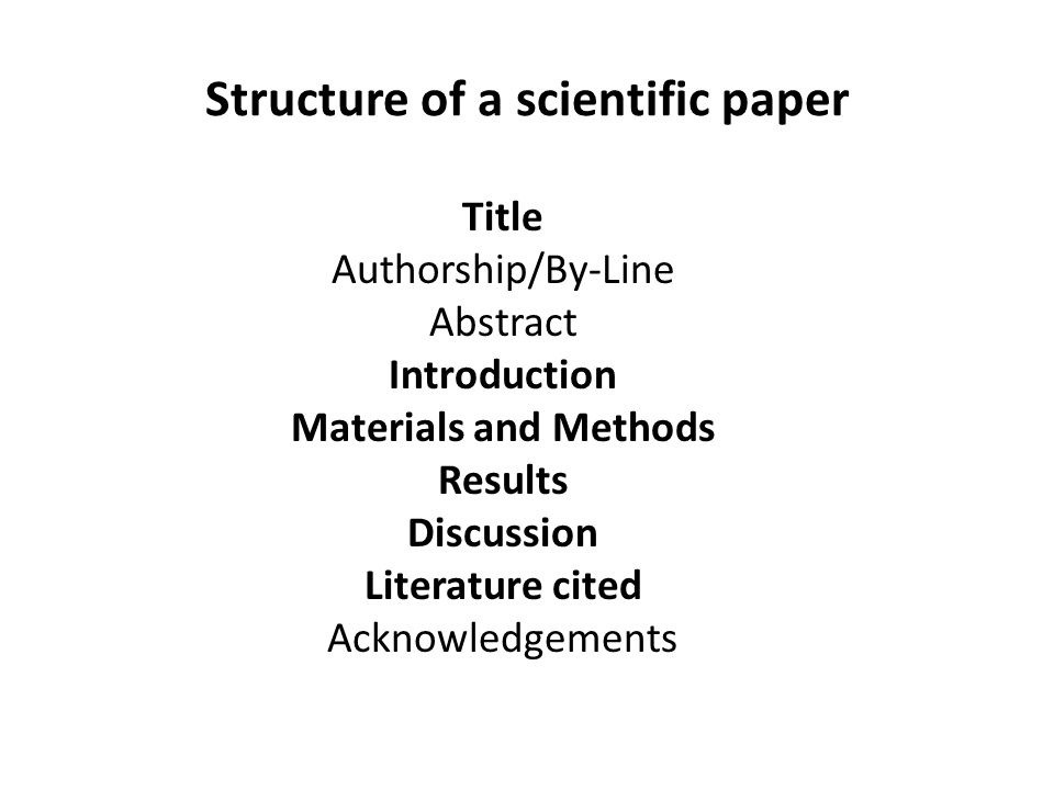 Scientific Writing Feel free to ask questions during the