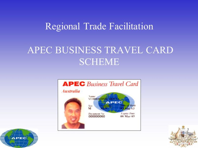 Apec Business Travel Card Hong Kong China | Mysummerjpg.com