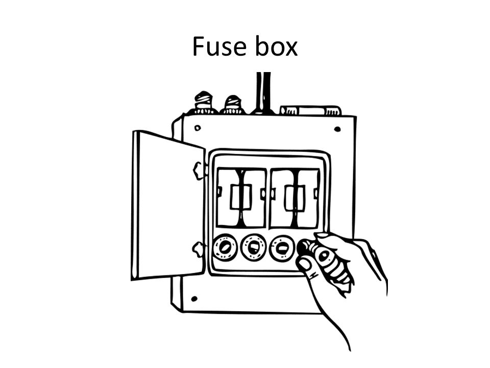 household fuse box wiring