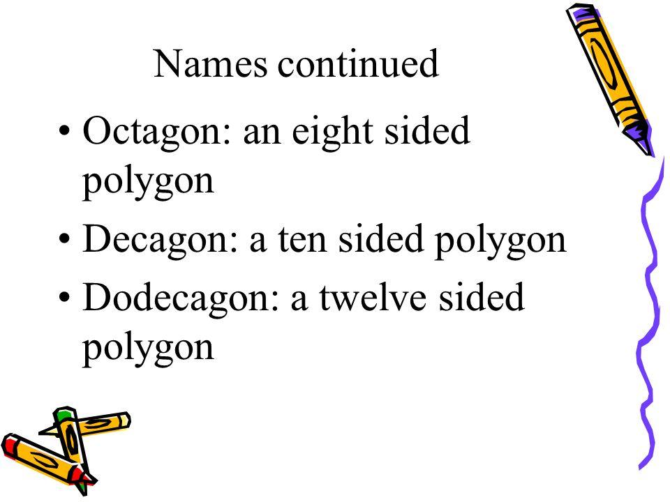 How Draw Nonagon Polygon