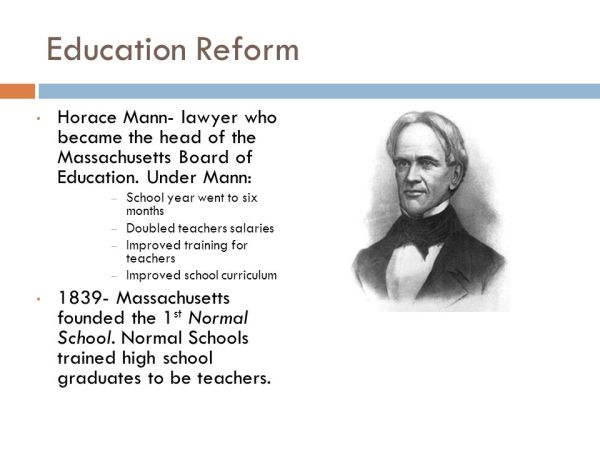 Push towards Reform Chapter 3 Section ppt download