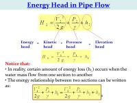 CHAPTER 1: Water Flow in Pipes - ppt video online download