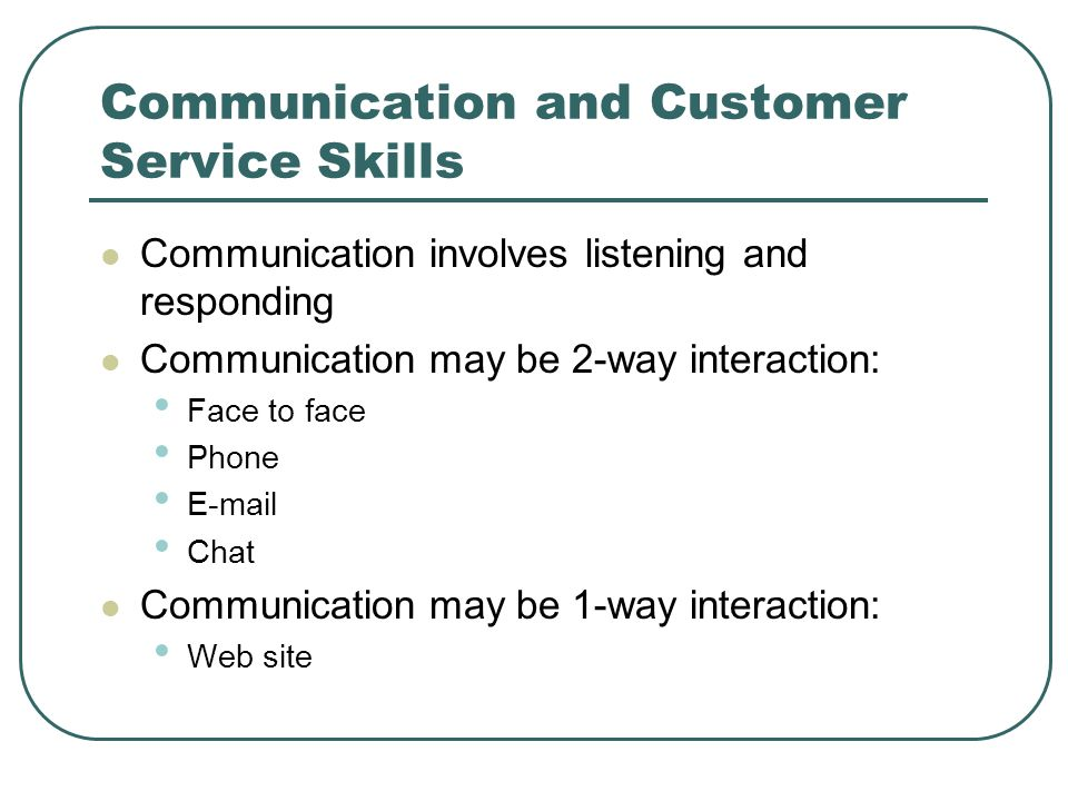 Customer Service Skills for User Support Agents  ppt