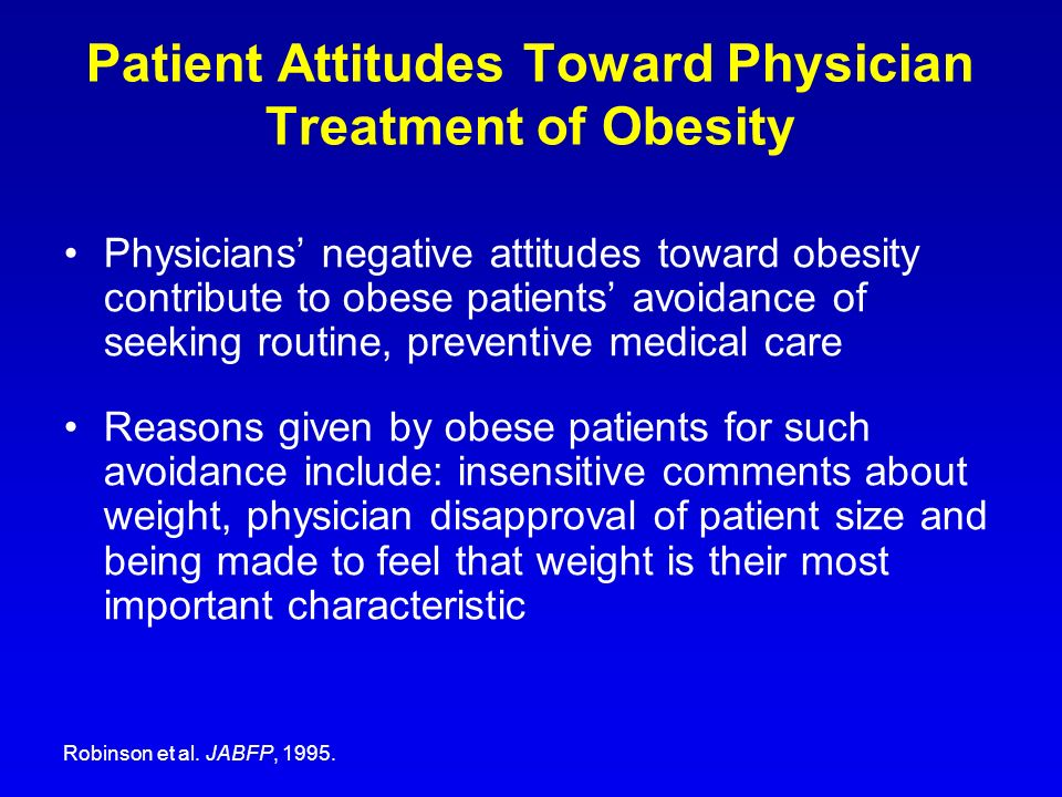 Keys to Communicating with Patients about Obesity  ppt