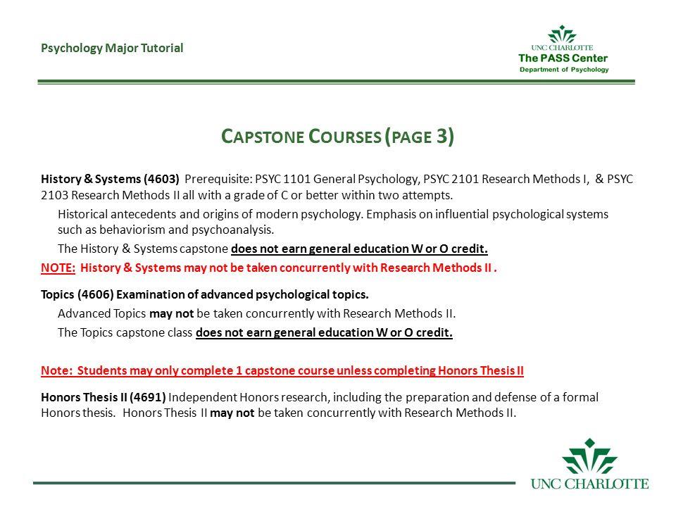 Psychology Major Tutorial Ppt Download