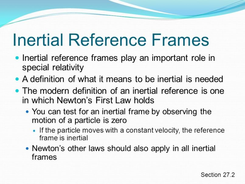 non inertial frame of reference definition | Allframes5.org