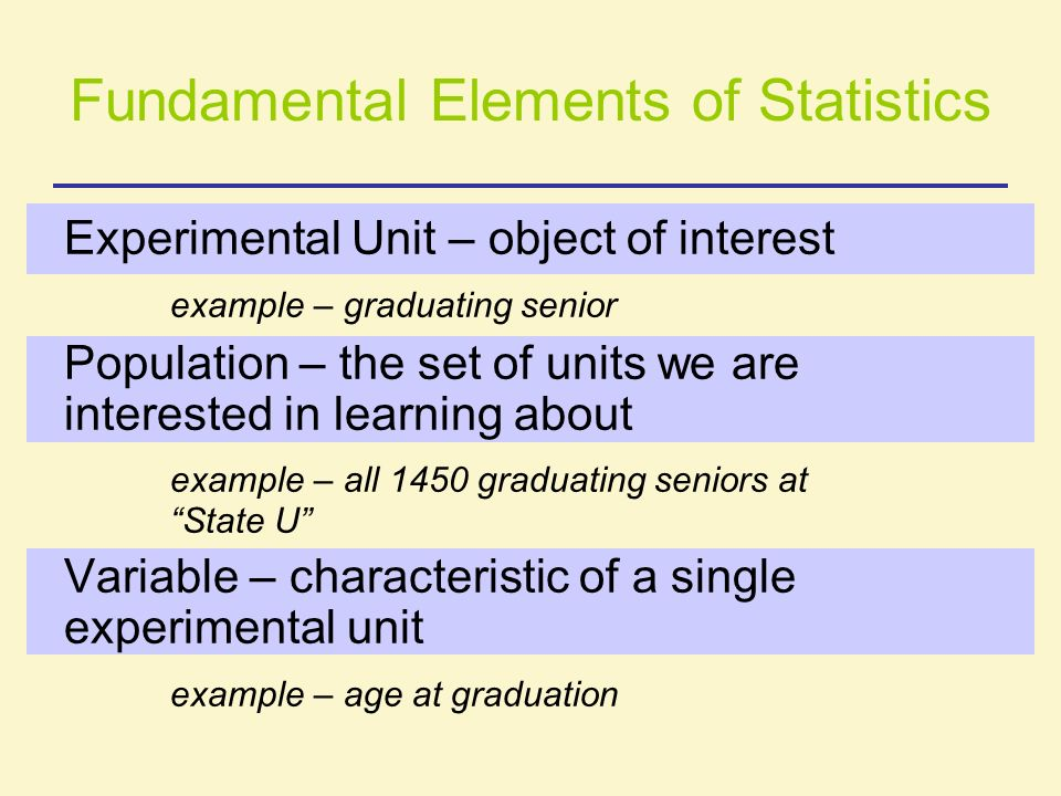 Statistics Data And Statistical Thinking Ppt Video
