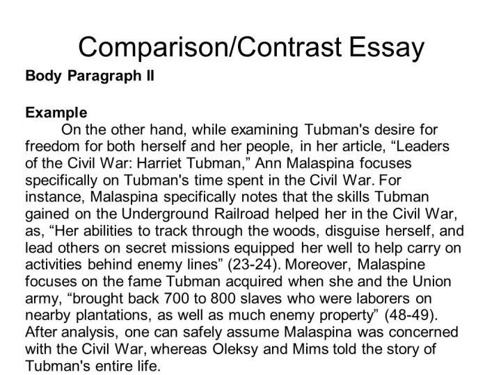 example comparison contrast essay thesis statement docoments 5 paragraph comparison essay example original