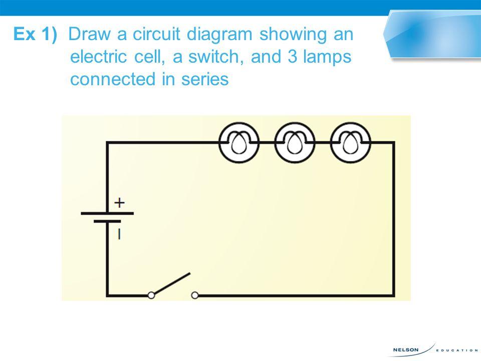 Circuit Diagrams 13 1 An Electric Circuit Can Be Represented Using