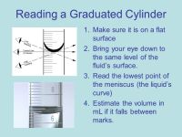 Reading A Graduated Cylinder Worksheet Photos - Leafsea
