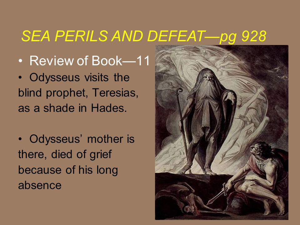 Sea Perils And Defeat—pg Ppt Download