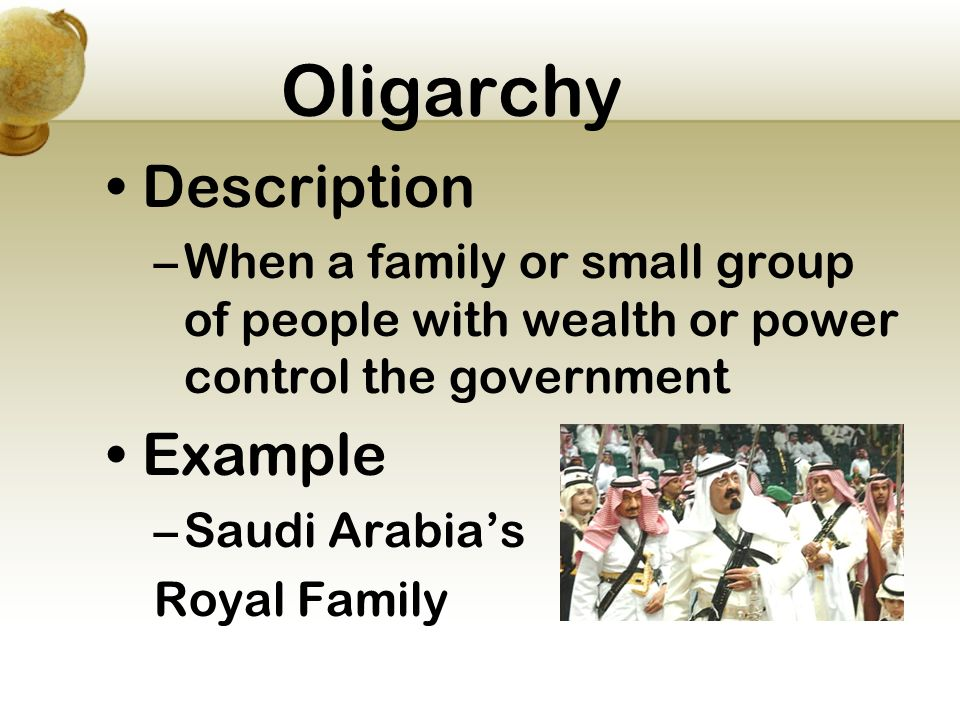 Oligarchy Government Examples Image Collections Example Cover