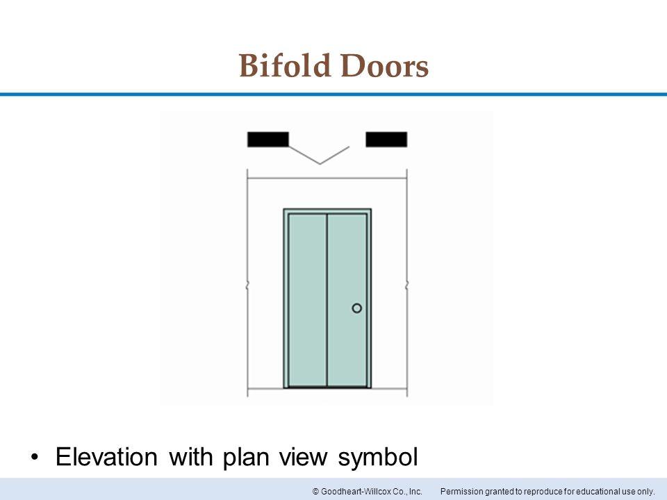 Door Symbol Elevation & Cool Folding Door Symbol Pictures