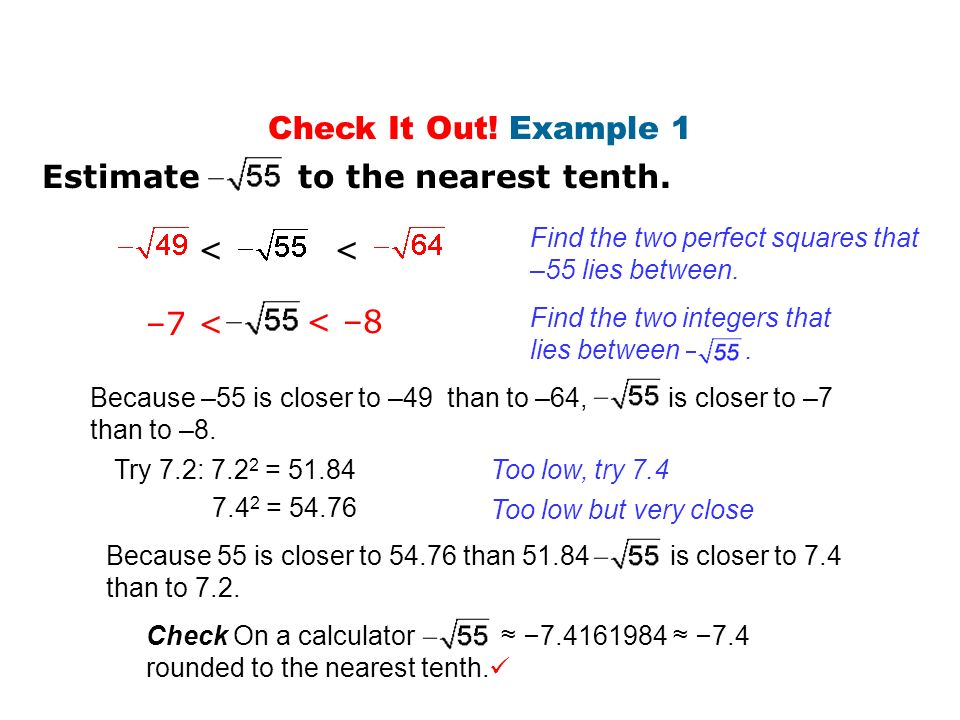 Find The Square Root 1 3 2 4 Ppt Video Online Download