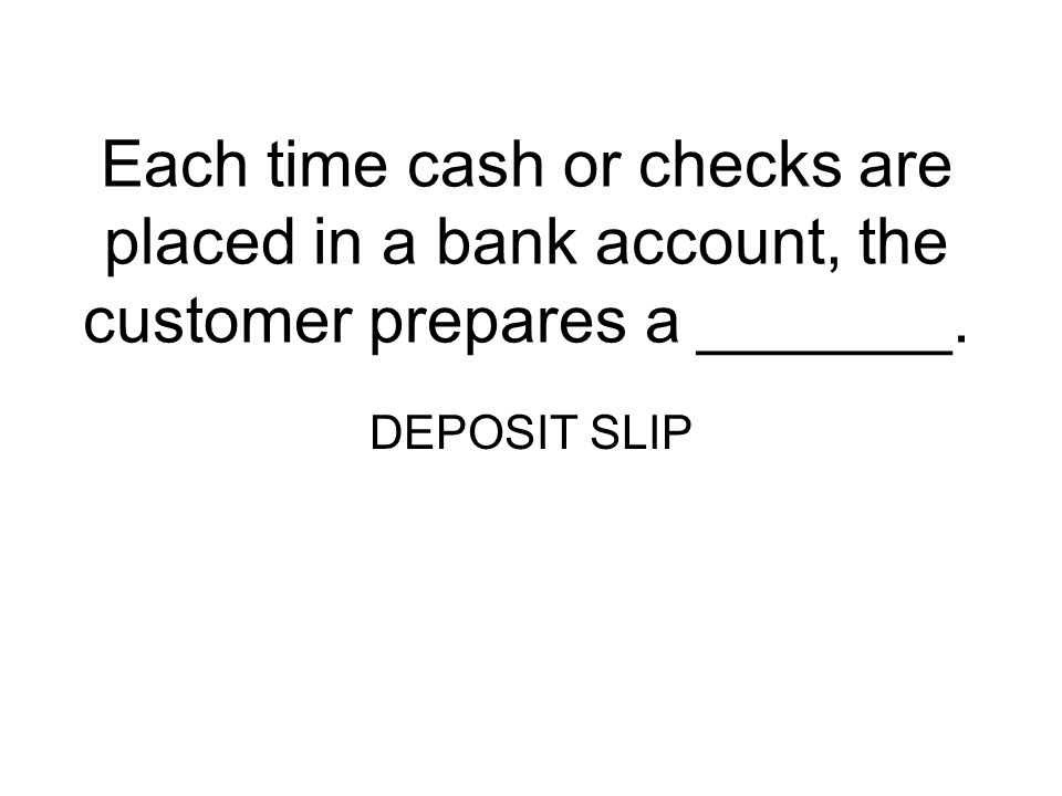 DEFINITION A report of deposits, withdrawals, and bank