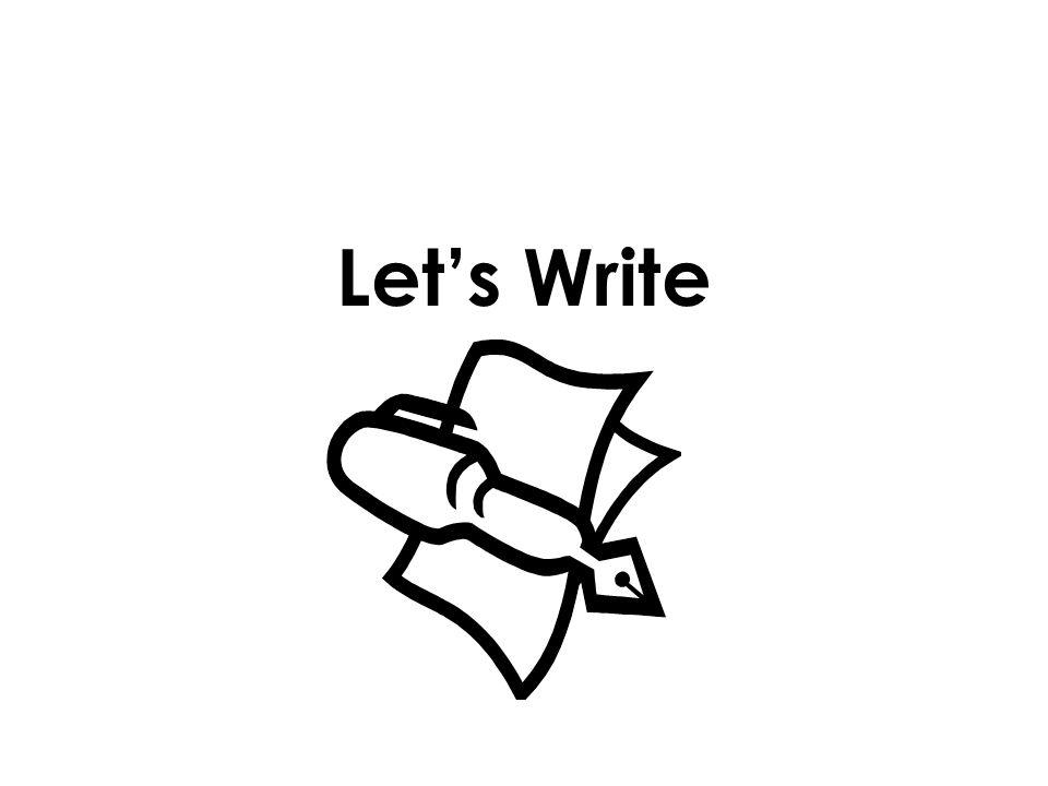 Lesson #18: prefix/suffix Fable—movies, Writing Process