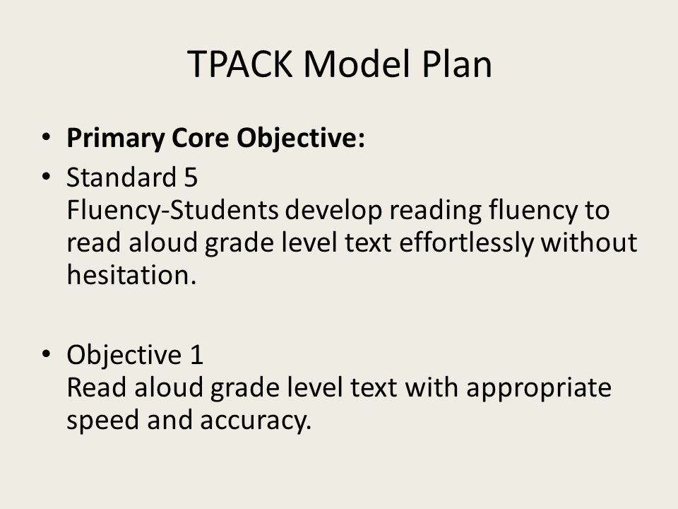 Tpack Model Ppt - Idee per la decorazione di interni - coremc us