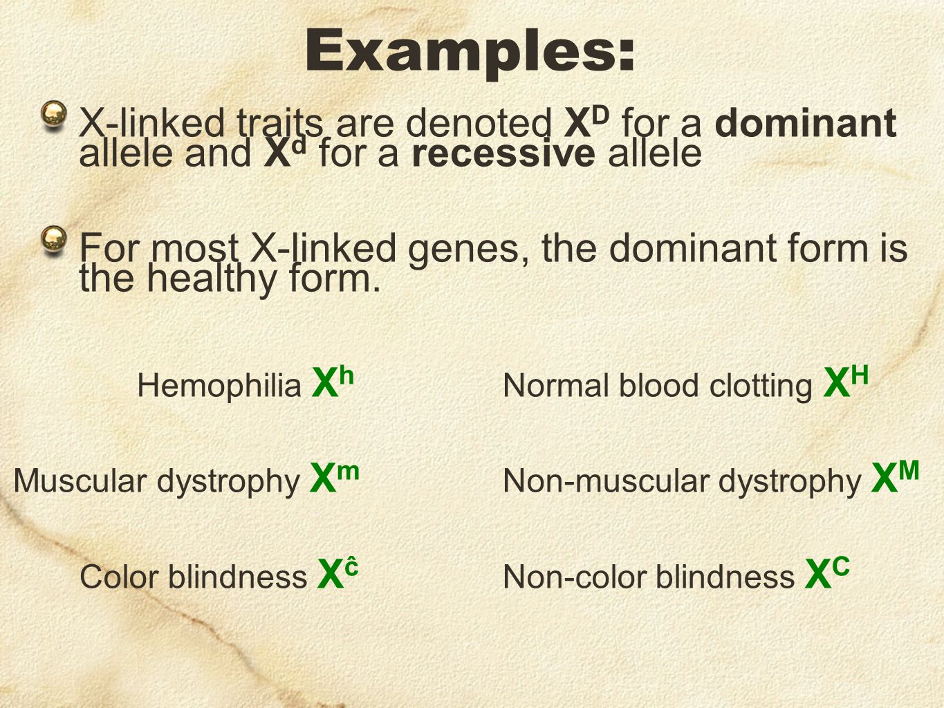 Allele Expression Allele Expression Not Always As Simple