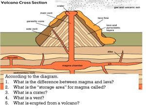 VOLCANOES AND EARTHQUAKES  ppt download