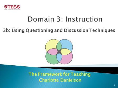 The Framework for Teaching Charlotte Danielson  ppt video online download